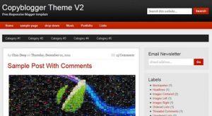 copyblogger-free-template